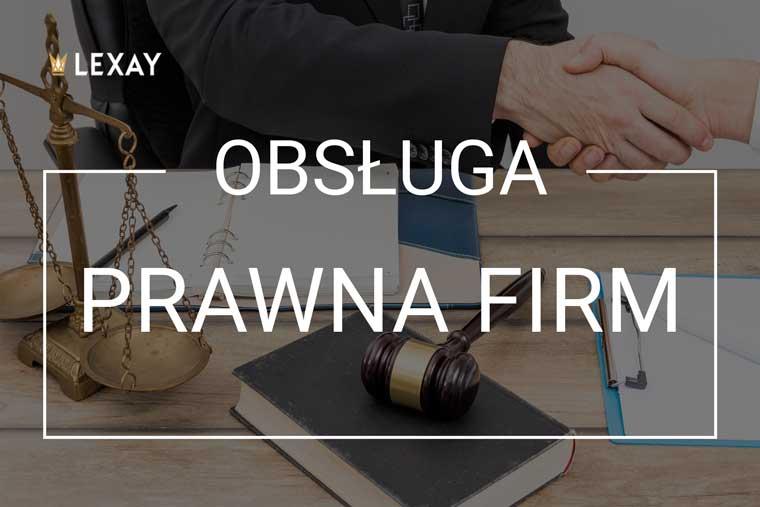 Adwokat Kraków - Kancelaria adwokacka Lexay - obsługa prawna firm