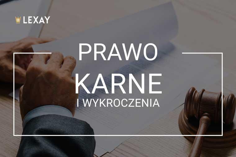 Prawo karne Kraków